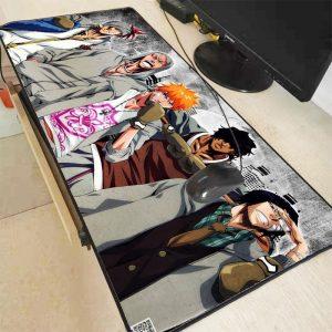 Bleach Boxers 290x250x2MM Official Anime Mousepads Merch