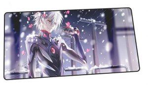 Tabris and Butterflies design 5 / Size 600x300x2mm Official Anime Mousepads Merch