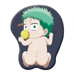 Baby Beel 3D Butt Default Title Official Anime Mousepads Merch