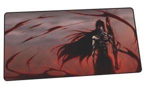 Ichigo Final Getsuga design 3 / Size 600x300x2mm Official Anime Mousepads Merch