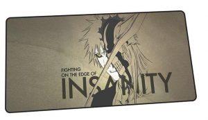 Half Hollow Ichigo design 4 / Size 600x300x2mm Official Anime Mousepads Merch