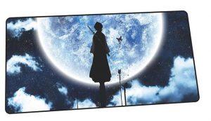 Full Moon Rukia design 7 / Size 600x300x2mm Official Anime Mousepads Merch