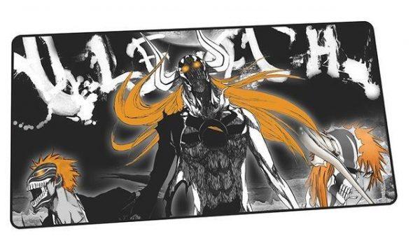 Ichigo Hollowfication design 8 / Size 600x300x2mm Official Anime Mousepads Merch