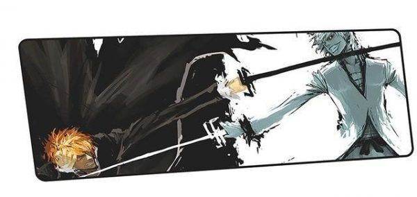 Ichigo Inner Bankai Battle design 5 / Size 600x300x2mm Official Anime Mousepads Merch