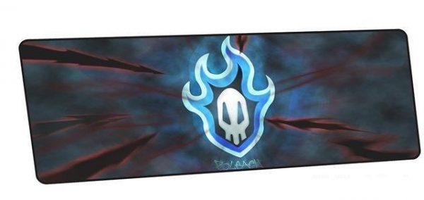 Bleach Gokon Tekkō Emblem design 11 / Size 600x300x2mm Official Anime Mousepads Merch