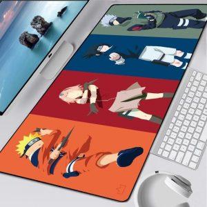 Team Seven Original Naruto HYRZ-070 / 600x300x2mm Official Anime Mousepads Merch