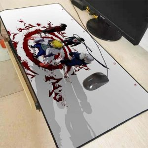 The Four Kage 250X290X2MM Official Anime Mousepads Merch