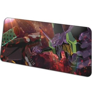 EVA Final Battle Fan Art pattern 6 / Size 600x300x2mm Official Anime Mousepads Merch