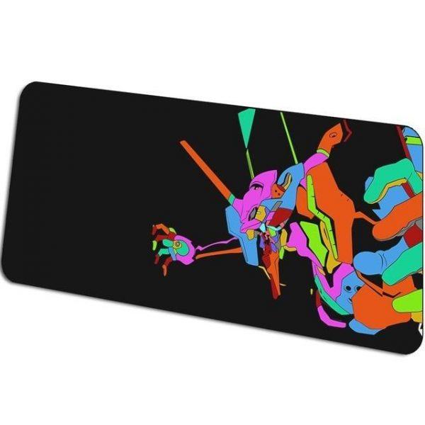 Trippy EVA pattern 10 / Size 600x300x2mm Official Anime Mousepads Merch