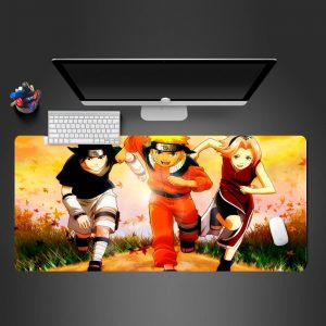 Naruto: Young Team Seven 250x290x2mm Official Anime Mousepads Merch