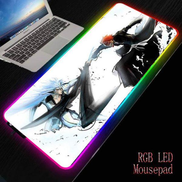 NO LED 220X180X2MM Official Anime Mousepads Merch