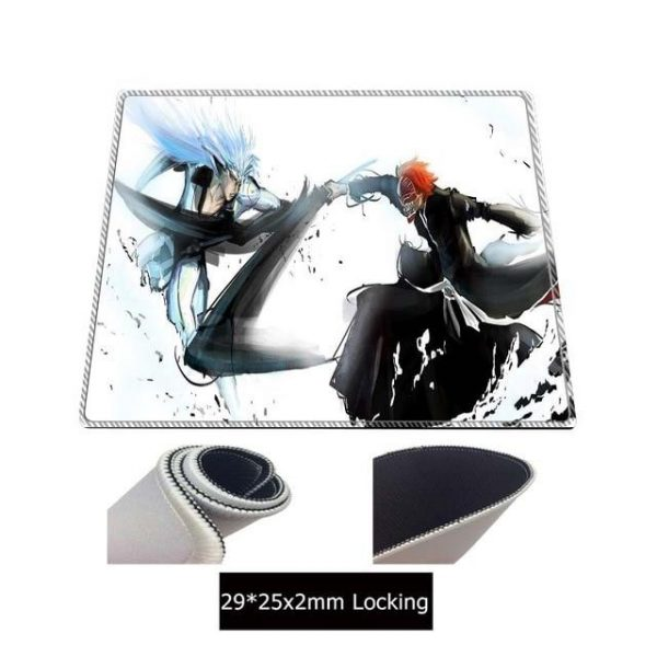 NO LED 250X290X2MM Official Anime Mousepads Merch
