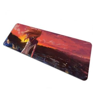 Asuka and The Horizon pad 3 / Size 700x300x2mm Official Anime Mousepads Merch