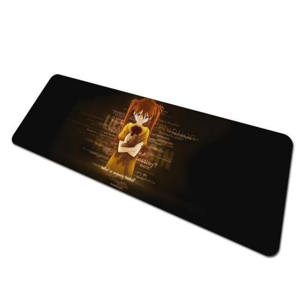 Asuka's Childhood pad 4 / Size 700x300x2mm Official Anime Mousepads Merch