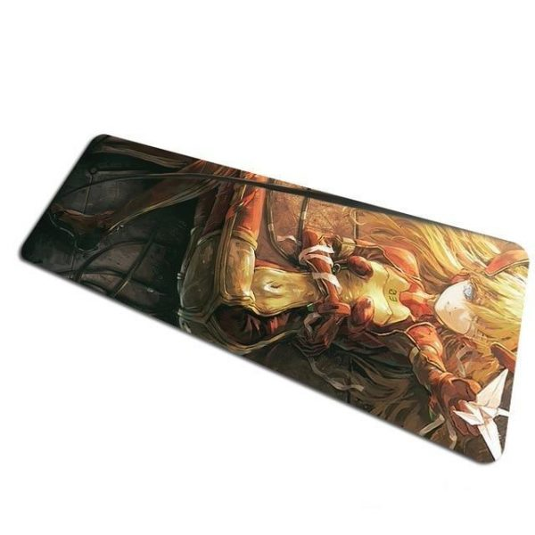 Defeated Asuka Sohryu pad 13 / Size 700x300x2mm Official Anime Mousepads Merch