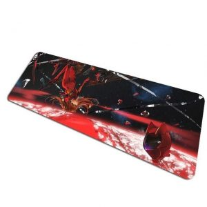 Asuka The Protector pad 14 / Size 700x300x2mm Official Anime Mousepads Merch