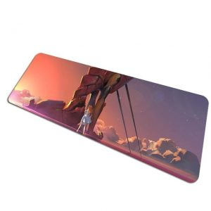 EVA's Stomp pad 15 / Size 700x300x2mm Official Anime Mousepads Merch