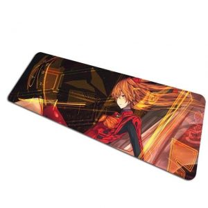 Pilot Gear Asuka Sohryu pad 17 / Size 900x400x3mm Official Anime Mousepads Merch