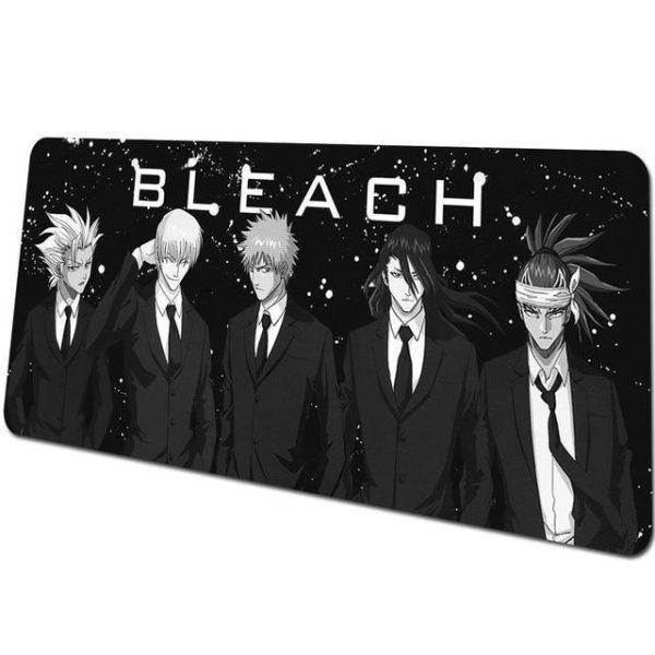 Bleach Men Black and White mousepad 2 / Size 600x300x2mm Official Anime Mousepads Merch