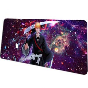 Purple Universe Ichigo mousepad 9 / Size 600x300x2mm Official Anime Mousepads Merch