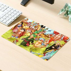 Strawhat Island Party Default Title Official Anime Mousepads Merch