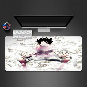 Luffy Gear Second 250x290x2mm Official Anime Mousepads Merch