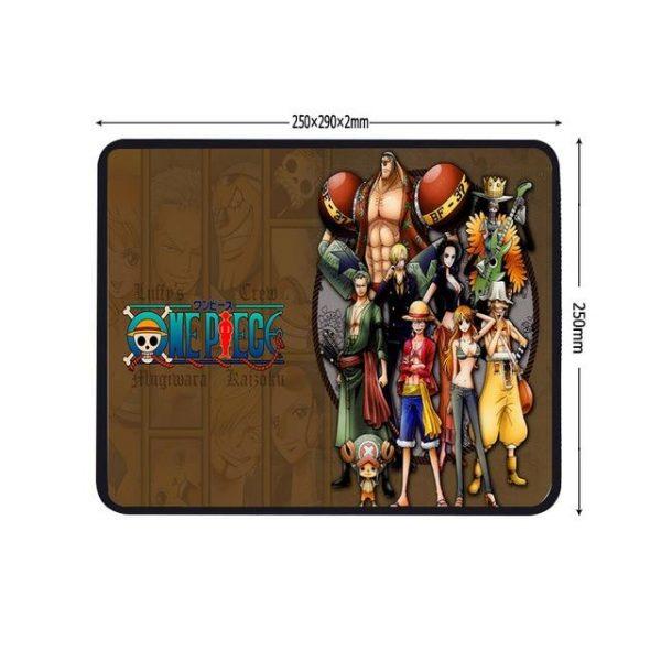 300X700X2MM Official Anime Mousepads Merch