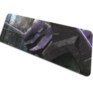 Side Angle EVA pattern 2 / Size 700x300x2mm Official Anime Mousepads Merch