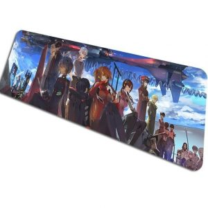 EVA Universe pattern 6 / Size 700x300x2mm Official Anime Mousepads Merch