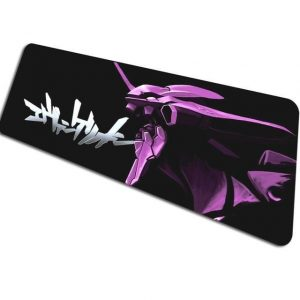 Screaming Pink EVA pattern 9 / Size 700x300x2mm Official Anime Mousepads Merch