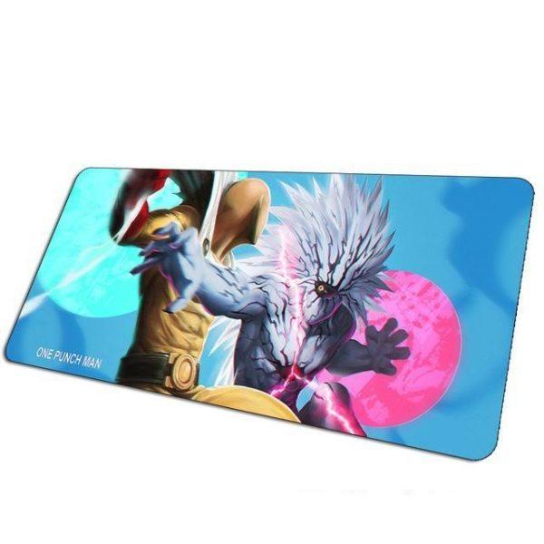 Boros v. Saitama pad 14 / Size 700x300x2mm Official Anime Mousepads Merch
