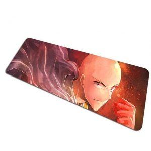 Beautiful Saitama pad 16 / Size 700x300x2mm Official Anime Mousepads Merch