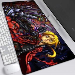 Destruction of Auto-Mail Style 20 / 30x25x0.3cm Official Anime Mousepads Merch