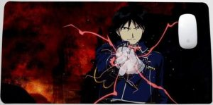 The Spark That Reigns The Skies Style 14 / 30x25x0.3cm Official Anime Mousepads Merch
