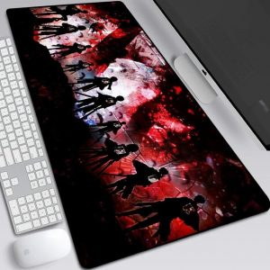 Humanities Elite Forces Style 2 / 30x25x0.3cm Official Anime Mousepads Merch