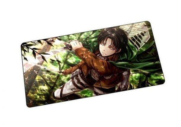 The Titan Hunter mat 1 / Size 600x300x2mm Official Anime Mousepads Merch