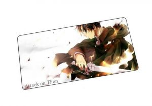 Calm Before The Slaughter mat 7 / Size 600x300x2mm Official Anime Mousepads Merch