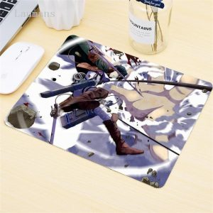 Within the Titans Reach Dark Brown / 180x220x2mm Official Anime Mousepads Merch
