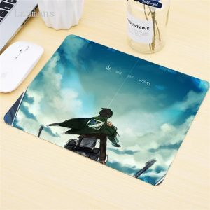 We Are Your Wings Orange / 180x220x2mm Official Anime Mousepads Merch