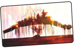 Berserker EVA mousepad 3 / Size 600x300x2mm Official Anime Mousepads Merch
