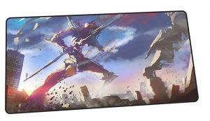 EVA Spear Thrust design 11 / Size 600x300x2mm Official Anime Mousepads Merch