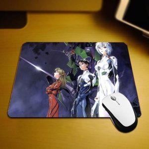 Asuka x Shinji x Rei Default Title Official Anime Mousepads Merch