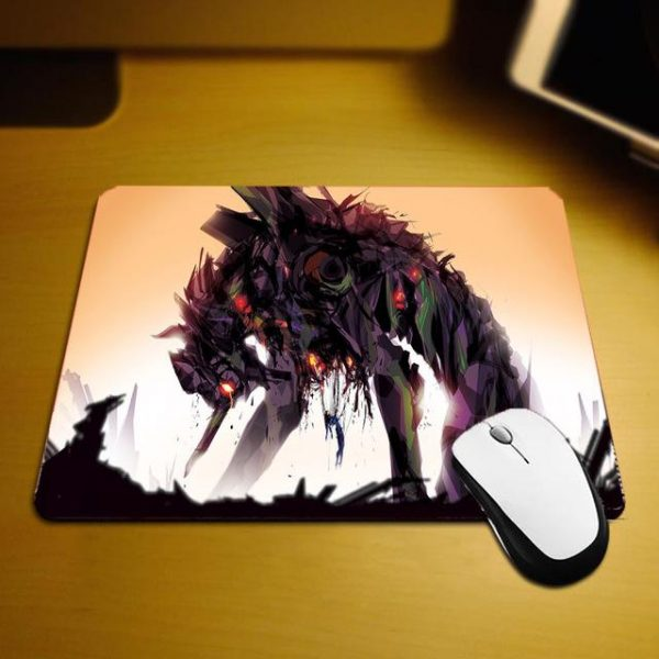 Defeated EVA Default Title Official Anime Mousepads Merch