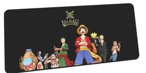 One Piece Luffy's Crew mousepad 3 / Size 600x300x2mm Official Anime Mousepads Merch