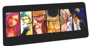 One Piece - The Strong mousepad 11 / Size 600x300x2mm Official Anime Mousepads Merch