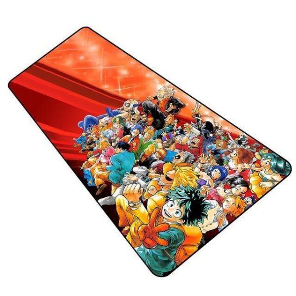 U.A. High School pad 1 / Size 600x300x2mm Official Anime Mousepads Merch