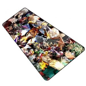 My Hero Academia Heroes and Villians pad 8 / Size 800x400x3mm Official Anime Mousepads Merch