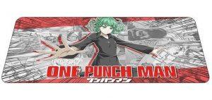 Tornado - One Punch Man mousepad 8 / Size 600x300x2mm Official Anime Mousepads Merch