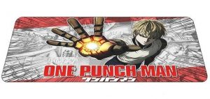 Genos - One Punch Man mousepad 9 / Size 600x300x2mm Official Anime Mousepads Merch