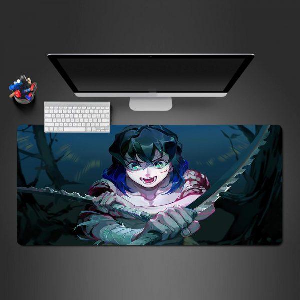 Demon Slayer - Inosuke - Mouse Pad 350x250x2mm Official Anime Mousepad Merch